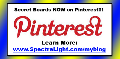 Pinterest Secret Boards NOW LIVE!