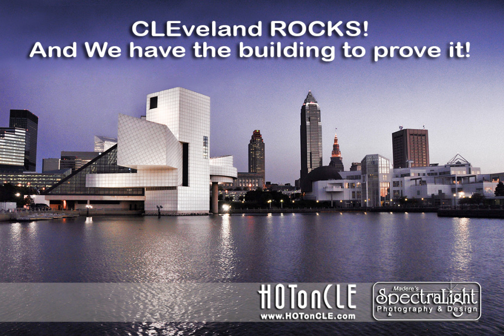 Rock and Roll Hall of Fame - Cleveland, Ohio (Photo: Mark Madere | SpectraLight Photography)