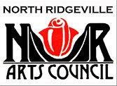 North Ridgeville Arts Council logo